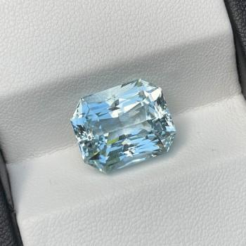 13.79 Blue Aquamarine