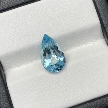 Blue Aquamarine 2.72