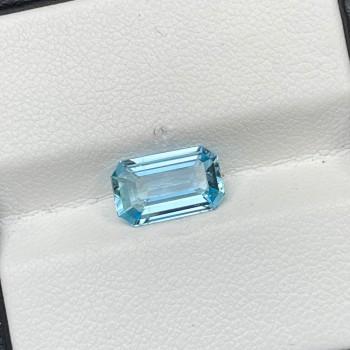 Blue Aquamarine 1.87