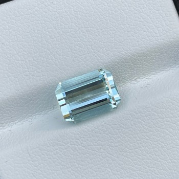 3.89 Blue Aquamarine