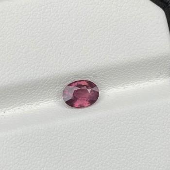 Padparadscha Sapphire 1.08