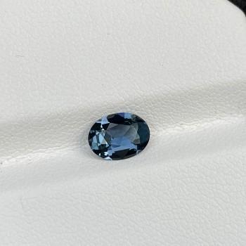 BLUE SPINEL OVAL