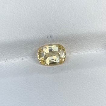 1.69 Yellow Sapphire
