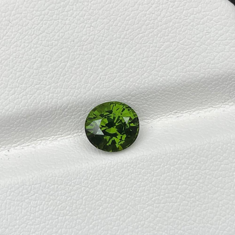 Green Zircon 2.19 Cts