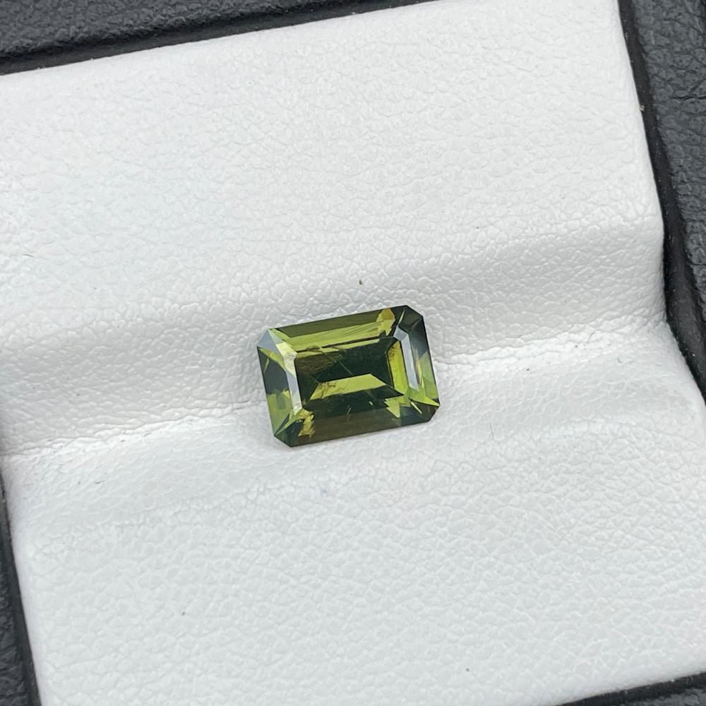 Green Zircon 2.45