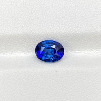 ROYAL BLUE SAPPHIRE OVAL