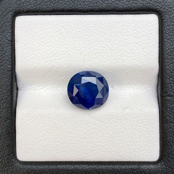 ROYAL BLUE SAPPHIRE ROUND