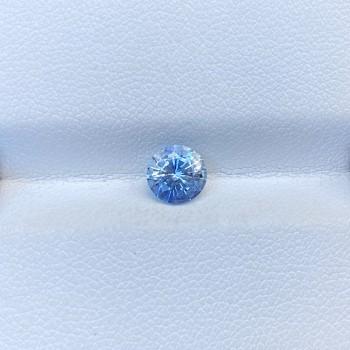 BLUE SAPPHIRE ROUND