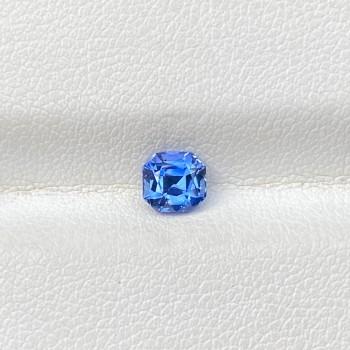 BLUE SAPPHIRE ASSCHER 0.78