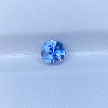 BLUE SAPPHIRE ROUND 1.53
