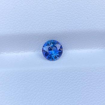 BLUE SAPPHIRE ROUND 0.94