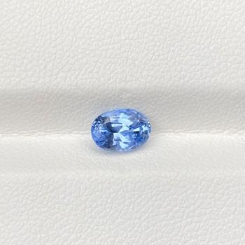 BLUE SAPPHIRE 1.34 OVAL