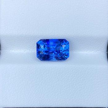 VIVID BLUE SAPPHIRE 5.12