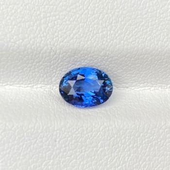 CEYLON BLUE SAPPHIRE OVAL