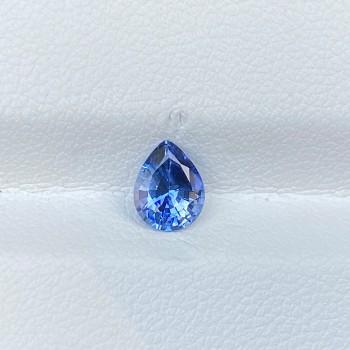 PEAR BLUE SAPPHIRE 0.85