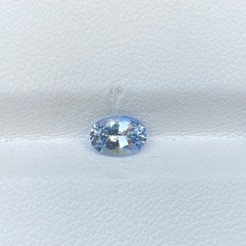 BLUE SAPPHIRE OVAL 0.91