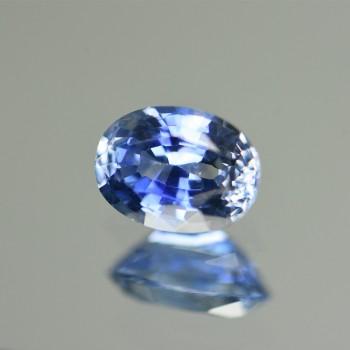 BLUE SAPPHIRE 1.12CTS BSHL1010-5
