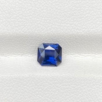 ROYAL BLUE SAPPHIRE OCTAGON