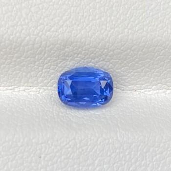 CORNFLOWER BLUE SAPPHIRE UNHEATED