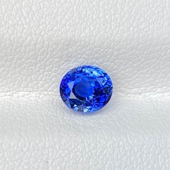 UNHEATED CORNFLOWER BLUE SAPPHIRE