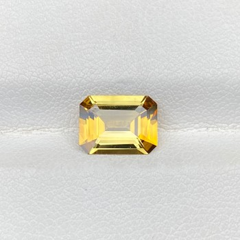 CHRYSOBERYL YELLOW EMERALD