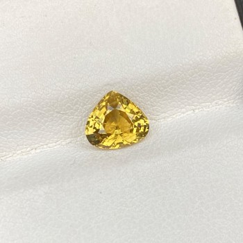 YELLOW CHRYSOBERYL PEAR