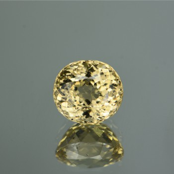 YELLOW HESSONITE GARNET 7.71CTS  GRH1106