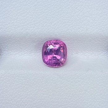 CERTIFIED PINK SAPPHIRE