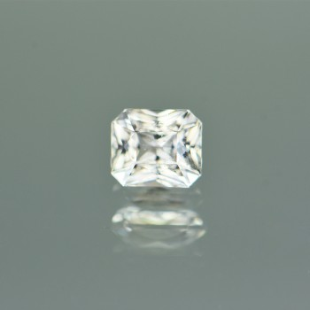 COLORLESS SAPPHIRE 1.38CTS  PSN1163