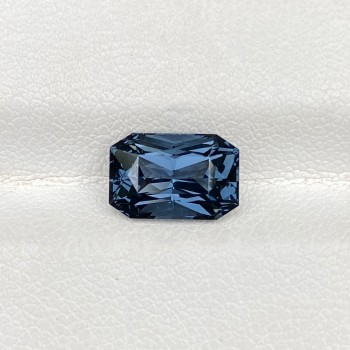 BLUE SPINEL OCTAGON
