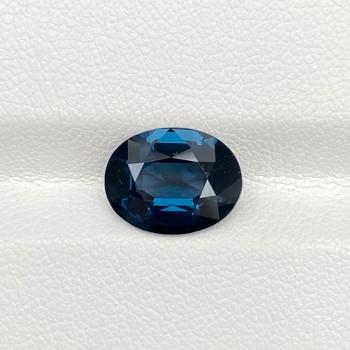 COBALT BLUE SPINEL OVAL