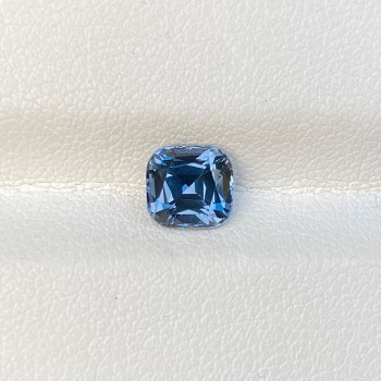 BLUE SPINEL SQUARE CUSHION