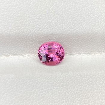 PINK SPINEL OVAL 1.47