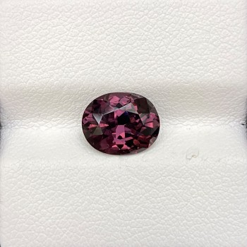 PURPLE OVAL SPINEL