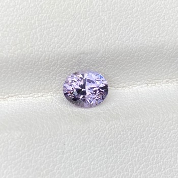 SPINEL PURPLE OVAL 1.21