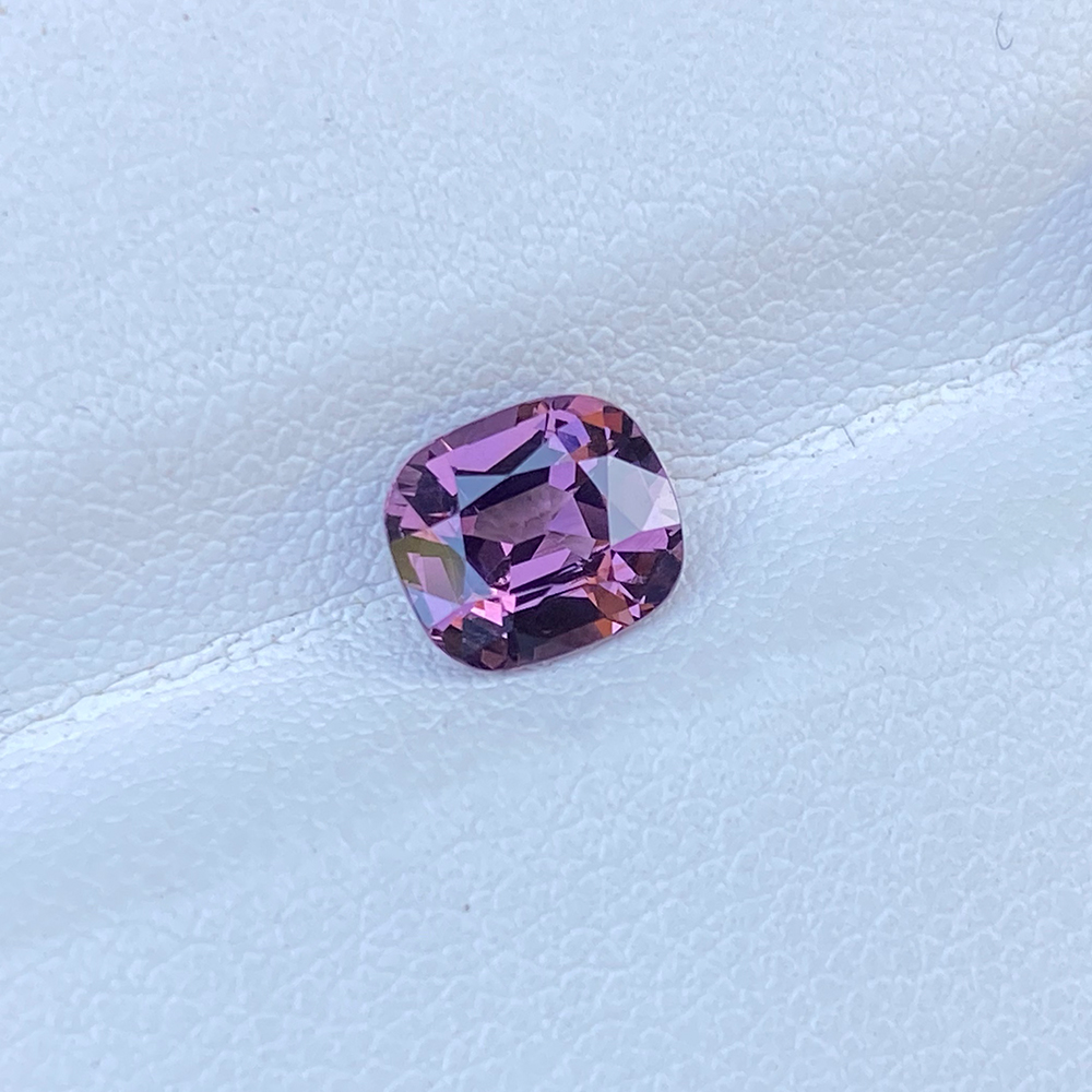 SPINEL PURPLISH PINK 1.38
