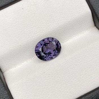 SPINEL PURPLE OVAL