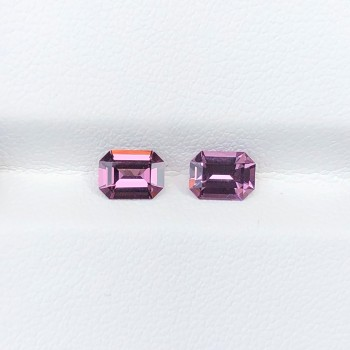 PINK SPINEL PAIR