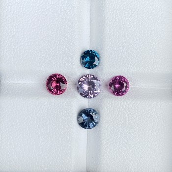 MIX SPINEL ROUND LOT