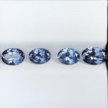 BLUE SPINEL LOT 4.85 CTS