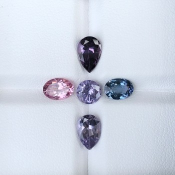 MIX SPINEL LOT 5.55