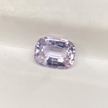 PURPLE TINTED WHITE SPINEL