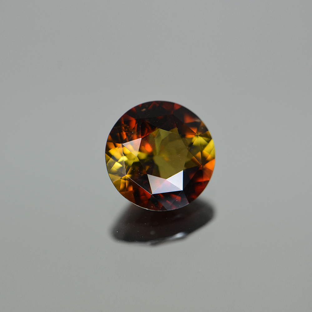 BI-COLOR TOURMALINE 4.00CTS TRB1022