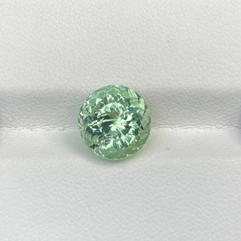 4.81 GREEN TOURMALINE OVAL