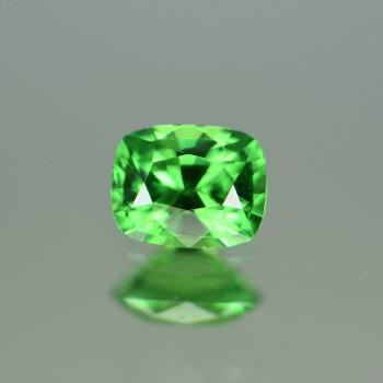 GREEN TSAVORITE 1.09CTS  TSV1175