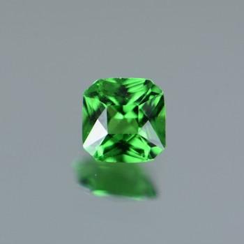 GREEN TSAVORITE 0.96CTS  TSV1176