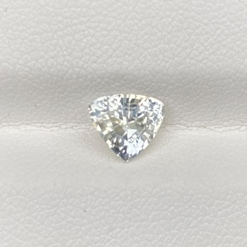 UNHEATED COLORLESS SAPPHIRE