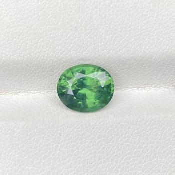 GREEN ZIRCON OVAL