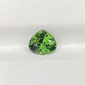 GREEN ZIRCON PEAR